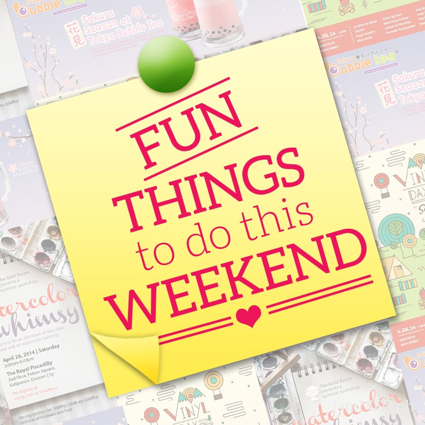 Out about things to do this weekend new york city for Things to do this weekend in nyc