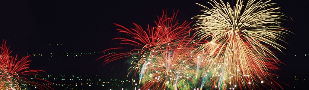 places in queens to watch fireworks