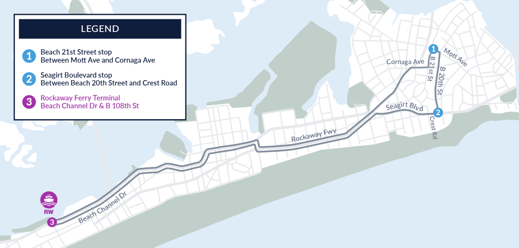 Rockaway Ferry Route & Schedule | NYC Ferry Service