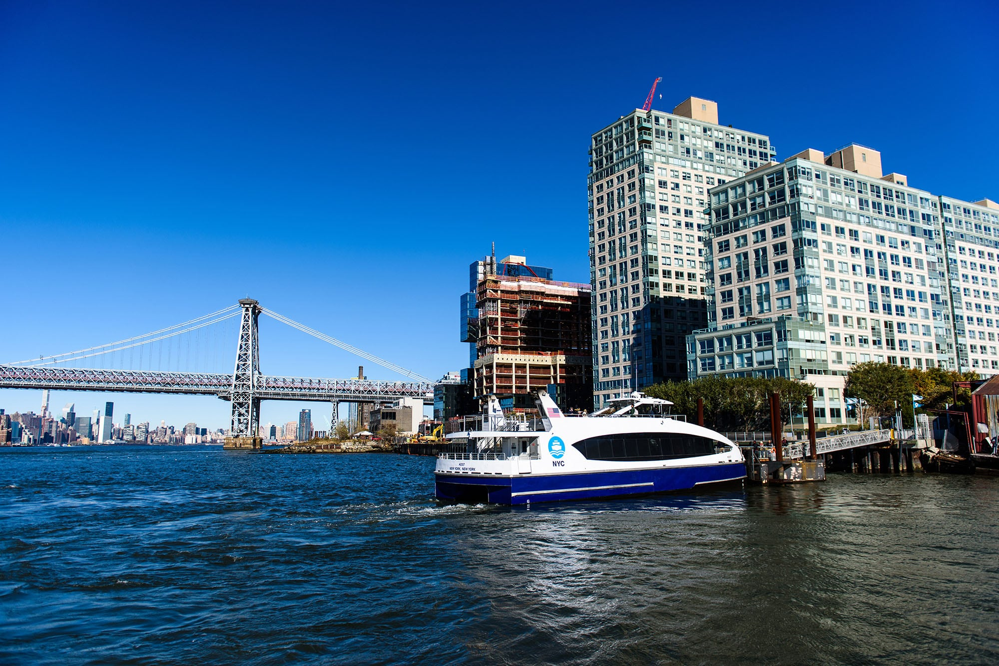 Images - New York City Ferry Service