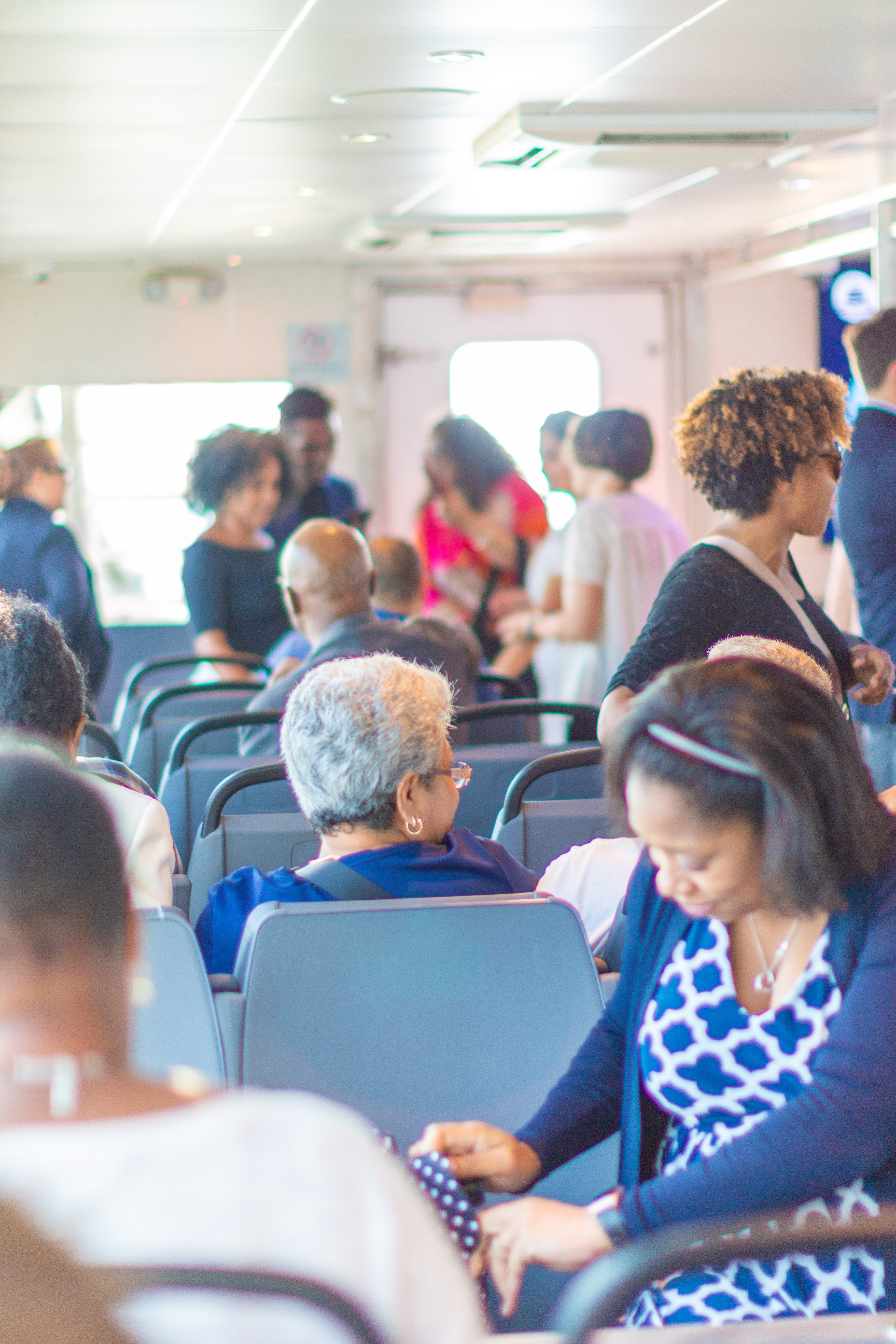 NYC Ferry Partners Share Soundview Launch Day Experience