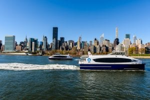 NYC FERRY ANNOUNCES SYSTEM EXPANSION WITH NEW ROUTES